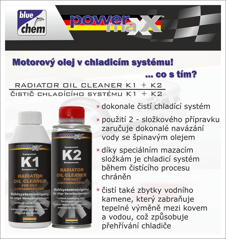 Radiator Oil Cleaner